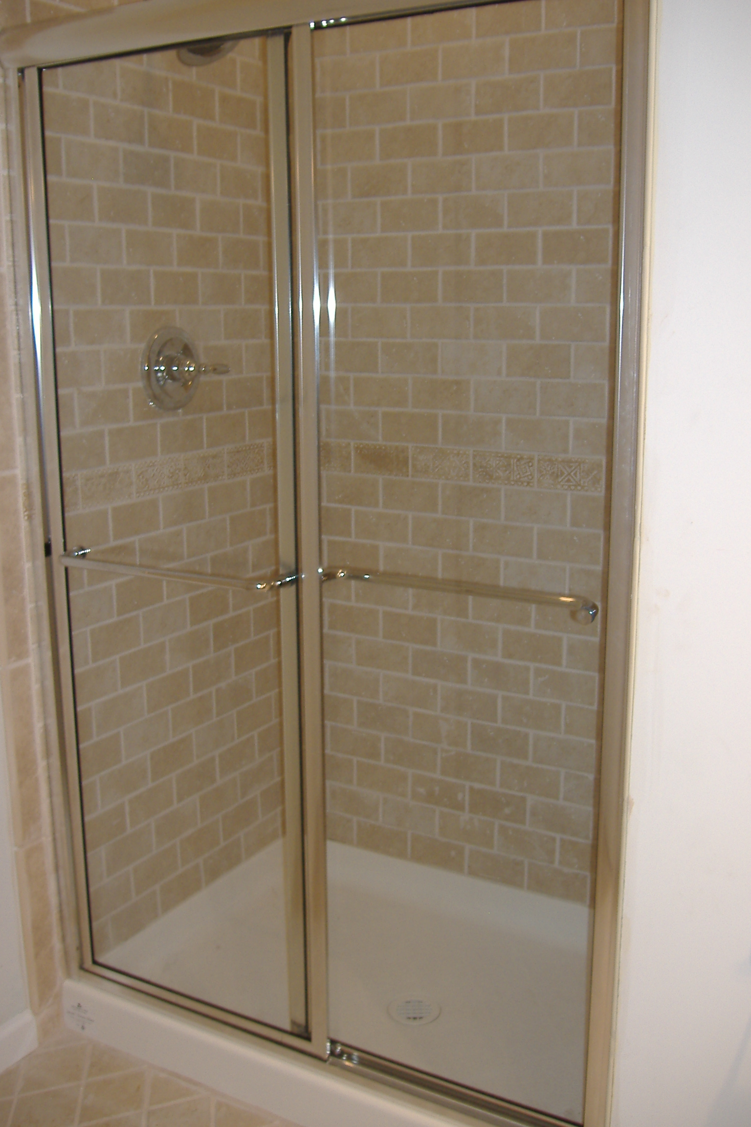 south new jersey shower stall