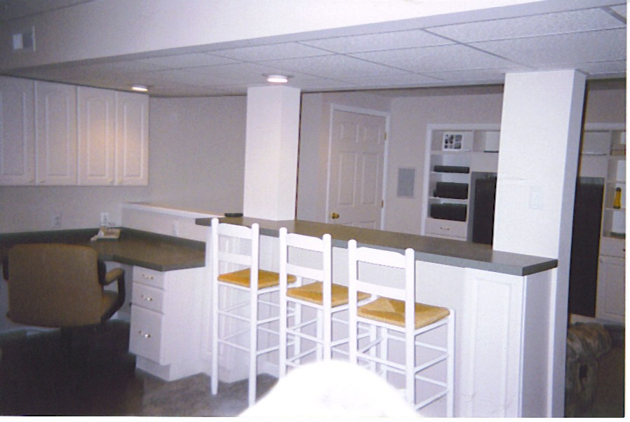 remodeling basements