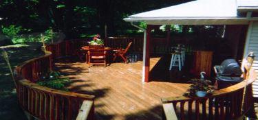 South Jersey decks