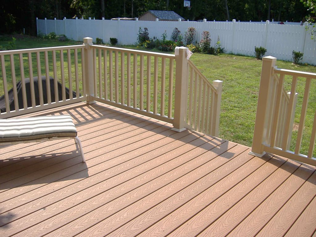 deck repair south jersey area